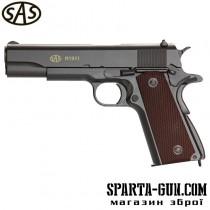 Пистолет пневматичний SAS M1911 Pellet кал. 4.5 мм