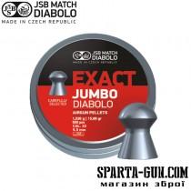 Пули пневматические JSB Diabolo Exact Jumbo 1,03