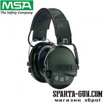Наушники MSA Supreme Pro Green