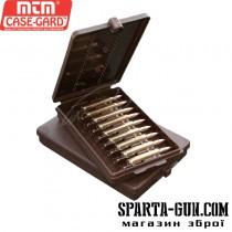 Коробка MTM Ammo Wallet на 9 патронов кал. 223 Rem. Цвет - коричневый
