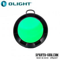 Светофильтр Olight FM21-G 40 мм, зеленый