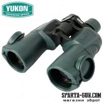 Бинокль Yukon 10x50 WA