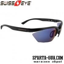 Очки Swiss Eye C-Tec. Цвет - черный