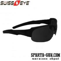 Очки Swiss Eye Armored. Цвет - черный