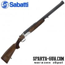 Ружье комбинированное Sabatti Master кал. 12/76 - 30-06