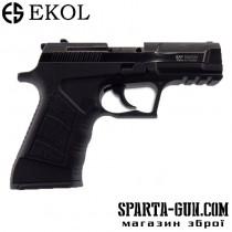 Шумовой пистолет Voltran Ekol ALP Black