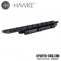 Планка Hawke Adaptor Base 11мм - Weaver Extension