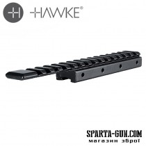 Планка Hawke Adaptor Base 11мм- Weaver/Picatinny Extension
