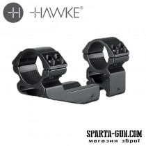 Крепление-кольца Hawke Match Mount 30 мм