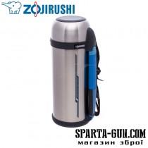 Термос ZOJIRUSHI SF-CС18XA 1.8 л (складная ручка+ремешок)