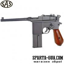 Пистолет пневматический SAS Mauser M712 Blowback