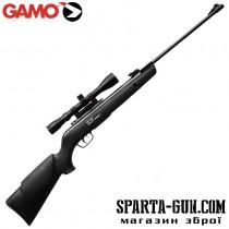 Винтовка пневматическая Gamo BigCat 1000-E IGT с прицелом GAMO 3-9х40