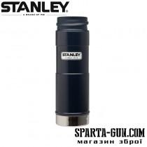 Кружка термо STANLEY тёмно-синяя 0,47 Classic