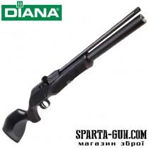 Винтовка пневматическая Diana P1000 Evo2 TH Black PCP 4,5 мм