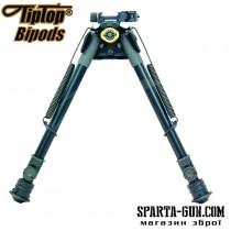 Сошки TipTop S9 Tactical (шарнирная база)