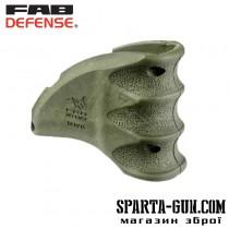 Накладка FAB Defense MWG на шахту магазина AR15/M16 Olive