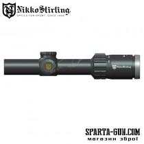 Прицел Nikko Stirling Boar Eater 1-4х24 с подсветкой
