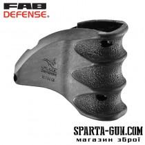 Накладка FAB Defense MWG на шахту магазина AR15/M16 Black