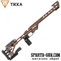 Ложе-шасси MPA для Tikka T3 SA RH Burnt Bronze