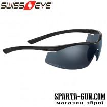 Очки Swiss Eye F-18. Цвет - черный