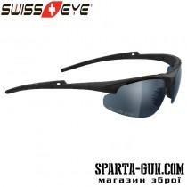 Очки Swiss Eye Apache. Цвет - черный