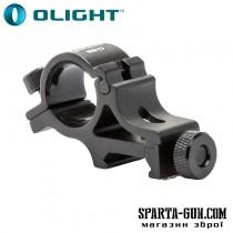 Крепление Olight WM25 на Weaver/Picatinny для фонарей с корпусом 1''