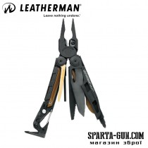 Мультитул LEATHERMAN Mut-Black (чехол Molle)