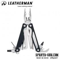 Мультитул LEATHERMAN Charge ALX, кожаный чехол (premium), подарочная коробка, метрические биты