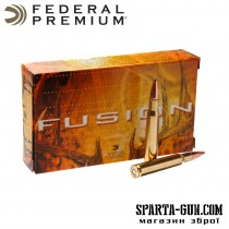 Патрон нарезной Federal Fusion 30-06 10,7гр (165GR)