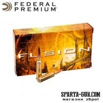 Патрон нарезной Federal Fusion 6.5Creedmoor 140GR(9,1 г)