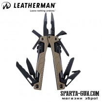 Мультитул LEATHERMAN OHT-COYOTE, чехол MOLLE