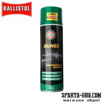 Масло оружейное Gunex 400 мл.