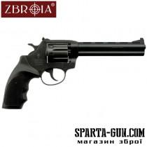 "Револьвер Флобера ZBROIA Super Snipe 6"" (пластик)"
