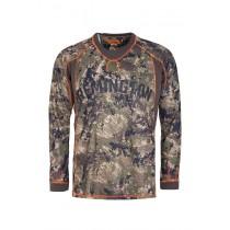 Футболка з довгим рукавом Remington Inside Fit Shirt Green Forest