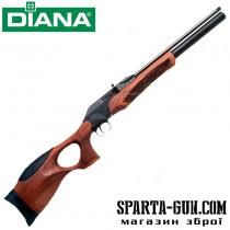 Винтовка пневматическая Diana P1000 Evo2 TH Luxus PCP 4,5 мм