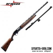 Ружье охотничье Armsan A612 W Combo Standart Satin Walnut 12/76 + доп.ствол 61см