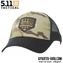 Бейсболка 5.11 Multicam Snap Back