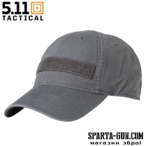 "Бейсболка 5.11 Tactical ""Name Plate Hat"""