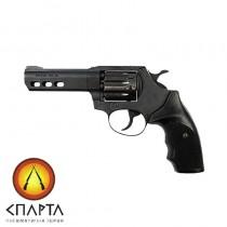 Револьвер Флобера Alfa model 440 Tactic (черный, пластик)