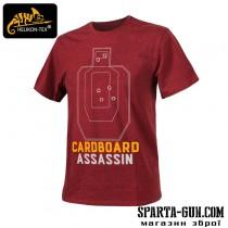 Футболка CARDBOARD ASSASSIN