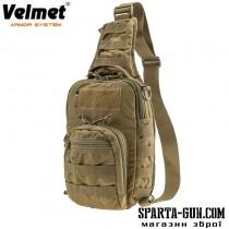 Тактическая плечевая сумка EDC M