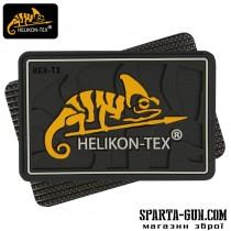 Эмблема Logo HELIKON-TEX - PVC