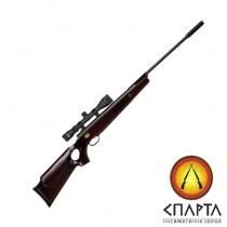 Пневматическая винтовка Beeman Bear Claw Х2 с оптическим прицелом 3-9х32
