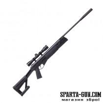 Пневматическая винтовка  CROSMAN Fury II Blackout NP