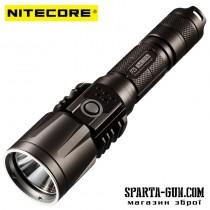 Фонарь Nitecore P25 SMILODON (Cree XM-L2 T6, 960 люмен, 8 режимов., 1x18650), черный