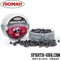 Пули пневматические Pointed pellets 0.57