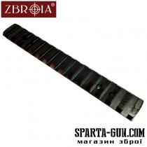 Планка ZBROIA. для Browning BAR, Benelli Argo. Профиль Weaver